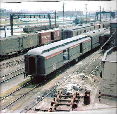 New Haven 72' baggage car 001